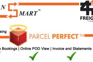 Transmart | FourPL Freight -> Parcel Perfect: